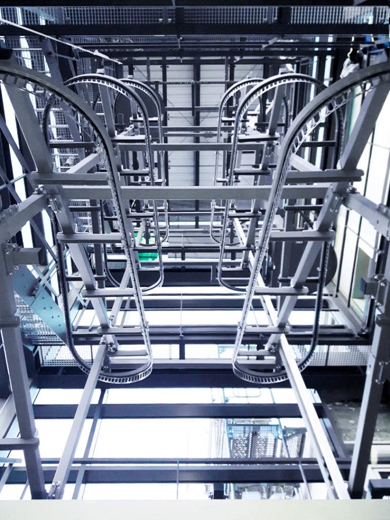Garment Storage Conveyor