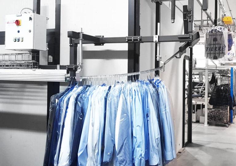 Sistema preparazione partite per laboratorio