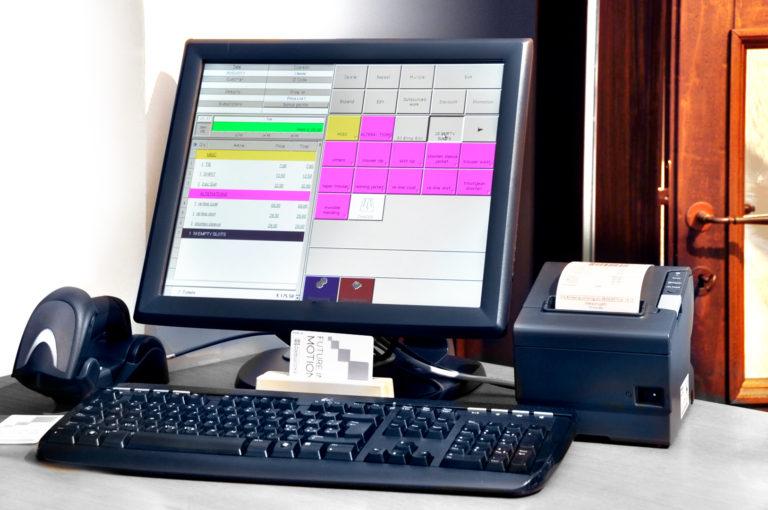 Software de gestión tintorería