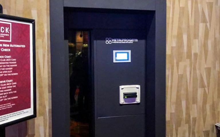 Deposito e ritiro automatico