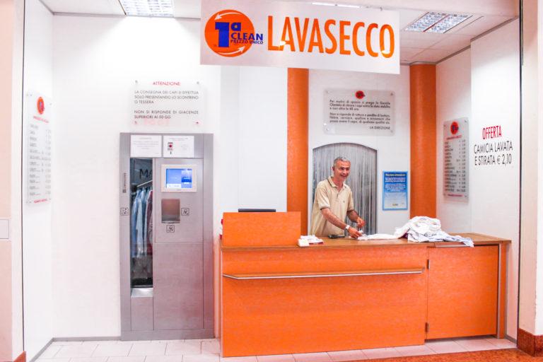 Entrega automática para centros comerciales